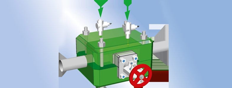 Отстраняване на пропуски при салници /салникови уплътнения/